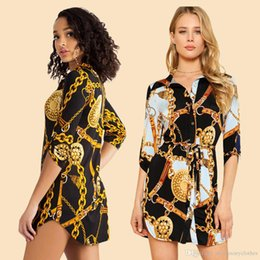 2212c1f47 Distribuidores de descuento Camisas De Cadena De Mujeres   Camisas ...