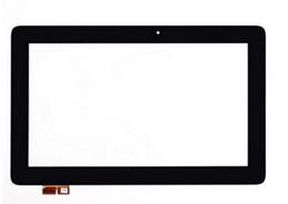 2019 tela de toque do transformador asus Para Asus Transformer Livro T200TA T200 Touch Screen Vidro Digitador Painel Frontal Lens Sensor De Vidro tela de toque do transformador asus barato