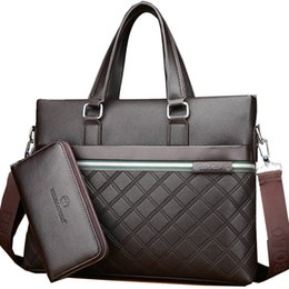 sac d'ordinateur portable 14inch Promotion sac à bandoulière en cuir pour ordinateur portable 14inch sacs pour hommes