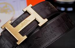 Calças on-line-Novo Designer de Luxo Cintos de Couro de Alta Qualidade Dos Homens de Grande tamanho GRANDE fivela Negócios Trouser Strap Hombre mulheres cintos com caixa de marca