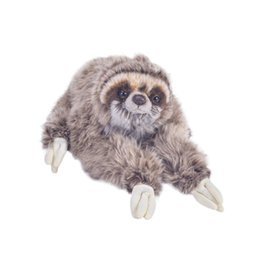 sloth toys Coupons - Cute Sloth Plush Toy Super Soft Short Plush Children's Girls Doll Toys Birthday Present