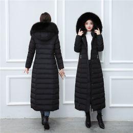 nouveaux manteaux de fourrure légers Promotion manteau manteau de duvet de canard blanc manteau de fourrure en duvet de manteau de fourrure blanche manteau de fourrure plus la taille S-4XL