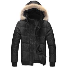 raton laveur de dentelle Promotion 20pcs hiver canada manteau femmes épaisse mode capuche doudoune veste mince femmes veste d'hiver