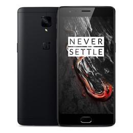 neue 4g lte telefon Rabatt Neues ursprüngliches OnePlus 3T 6GB 128GB Handy Snapdragon 821 Octa Core One plus A3010 5,5