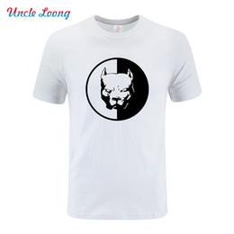 Hundet-shirt orange online-DOG Fun Dog T-Shirt 2019 New Fashion Runder Kragen mit hochwertigen Streetwear-T-Shirt mit kurzen Ärmeln T-Shirt Herren-T-Shirt Streetwear
