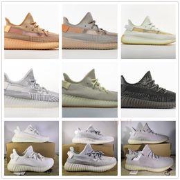 telefono gps gps Sconti 2019 V3 SneakersYeezy350 Static Clay Sesame True Form Hyperspace da uomo e da donna Kanye West Beluga 2.0 Orange Bred Sneakers