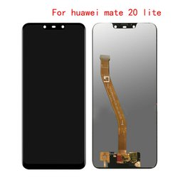 Schermo finale online-10pcs per Huawei Mate 20 lite Schermo Display LCD touch Digitizer END-LX1 END-L21 END-LX3 END-LX2 L23