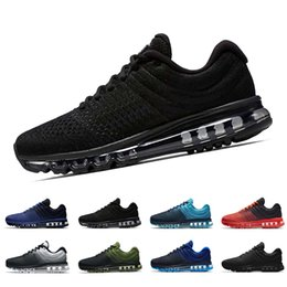 b52ed01d9b66 Discount mens casual athletic shoes - Mens Air 2017 Casual Walking Shoes  design Outdoor Athletic Sporting
