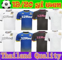 Terno de ordem on-line-s homens camisa set crianças terno de ordem mais than19 20 Leeds United Centenary19 20 Leeds United Centenário de futebol Jersey 2019 2020 HARRISON casa