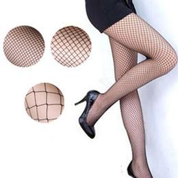 2019 piedi in nylon a ginocchio Dorp shipping Women Sexy Collant a rete calze di nylon a rete calza lunga jacquard passo cucitura collant sopra il ginocchio 15pz sconti piedi in nylon a ginocchio