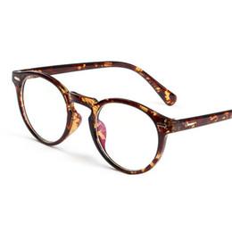 b486be5e26 XojoX Glasses Frame Optical Fake Glasses Women Vintage Fashion Round Eyewear  DesignerTransparent Eyeglasses frames men