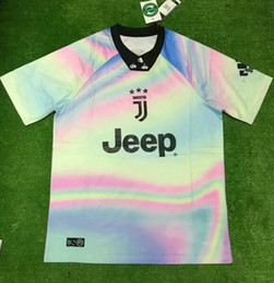 Футбольные конструкции онлайн-Football Training Tops Clothing Soccer Summer T-Shirts Jeep Stars Pattern Print Design Tshirts Teenagers Mens Football Tshirts