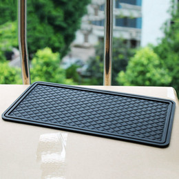2020 portador mitsubishi Universal Car Mat Anti Slip GPS Phone Holder Non-Slip Mat Pad Para Mitsubishi desconto portador mitsubishi