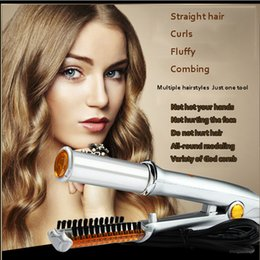 Shop Straight Iron Curls UK | Straight Iron Curls free