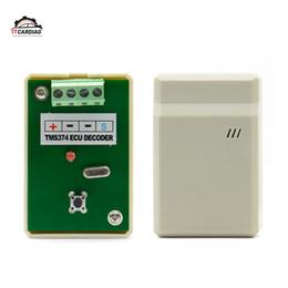 программист mcu Скидка TMS374 ECU Decoder MCU Version Auto ECU Programmer TMS 374 Инструмент для Чип-Тюнинга