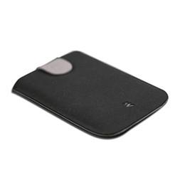 El nuevo bolso de dibujo laminado DAX de 5 colores calientes deslumbra el bolso de la tarjeta inteligente con degradado de color, ultra-delgado billetera de mano para hombres y mujeres DHL libera la nave desde fabricantes
