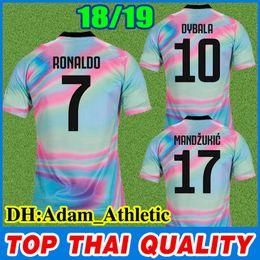 2019 pantalones cortos de fútbol blanco 2019 Juventus Edición limitada  camiseta de fútbol 10   DYBALA c92fa5d52e237