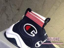 Argentina Campeón 2019 AWOL Atlanta Sock Shoe Calzado marca High-top Knit Sock Pareja Mujer Diseñador de moda Zapatillas de deporte Zapatos casuales Chaussures 36-45 cheap couple shoes branded Suministro