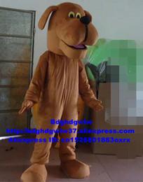 2019 erwachsene sex halloween kostüm Brown Teddy Dog Dachshund Beagle Golden Retriever Labrador Maskottchen Kostüm Erwachsenen Charakter Hotel Pub Ambulantes Gehen zx1851