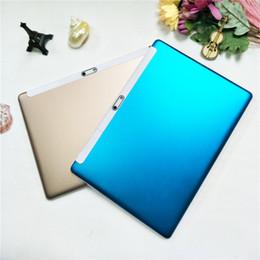 tablet china rom Desconto Quad Core 10.1 polegada MTK6580 IPS tela de toque capacitivo dual sim 3G tablet pc do telefone android 6.0 2 GB 32 GB Presentes