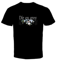 Frau tapete online-Dir En Grey - Wallpaper New T ShirtMen Women Unisex Fashion tshirt Kostenloser Versand