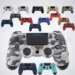 2019 jogo com joystick Controlador bluetooth ps4 gamepad play station 3.5mm joystick TRRS 4 console sem fio para ps3 dualshock controlador 80 mA desconto jogo com joystick