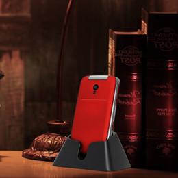 """Botão Artfone Clamshell Big Telefones Celulares para idosos, 2,4"""" Display, desbloqueado Senior Celular aleta com SOS Função, Speed Dial, Torch de Fornecedores de telefones clone android"""