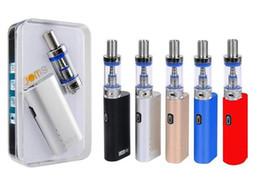 Wholesale Jomo Lite w Jomo vatios E cig Box Mod Lite w vapor mod kit ml Vaporizador VS Kanger Kbox W