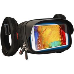 Amarrar montagens on-line-SOEASYRIDER V6 Suporte de Montagem para Smartphone para iPhone XS MAX iPhone XR Suporte para iPhone de Samsung XON para amarrar no Guiador de motocicleta