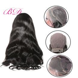 Livraison Gratuite Straight Lace Front Perruques Perruques Indiennes De Cheveux Humains Noir Couleur Cheveux Longs 8-24 Perruques Sans Colle Avec Un Cadeau ? partir de fabricateur