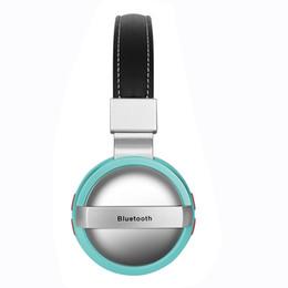 Cuffia avricolare del bluetooth del telefono delle cellule online-Cuffie Bluetooth Cuffie auricolari stereo senza fili con microfono Accessori per telefoni cellulari certificati alta qualità 20