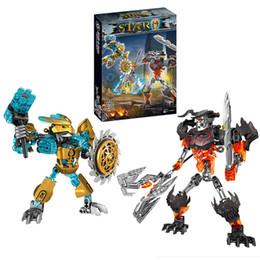 Bionicle Mask Maker Vs. Schädelschleifer Biochemische Krieger Baustein Set Roboter Modell Bricks Kompatibel Mit 70795 Kinder Spielzeug Y190606 von Fabrikanten