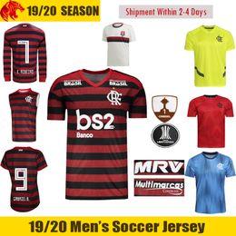78c5afd8c 19 20 Flamengo Soccer Jerseys 2018 2019 E.RIBEIRO GABRIEL B. Football Shirt  DE ARRASCAETA VITINHO Flamengo Womens   Mens DIEGO Long Jersey miami  dolphins ...