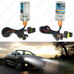 2Pcs Car HID Xenon Headlight Lamp Light For H7 6K 6000K 55W Bulbs Replacement #Y