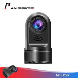 dvd drive para carro Desconto AMPrime Dash Camera Mini Filmadora Para Android Graus De Largura Condução Gravador de Visão Noturna G-sensor de DVD Do Carro GPS de Navegação rádio dvr carro