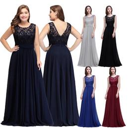 2019 Venta caliente Vestidos de novia de encaje de manga corta baratos Vestido de dama de honor de noche Robe de Soiree Longue Tallas grandes CPS522 desde fabricantes