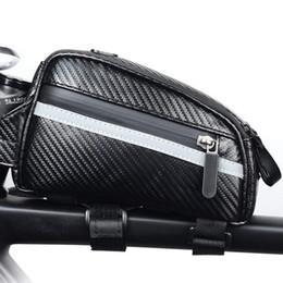 kunstversand liefert Rabatt Freier Verschiffengroßverkauf 2019 Art- und Weiseauto-Schlauchpaket Fronttasche Mountainbiketasche Fahrradreitausrüstung liefert neues im Freienradfahrrad