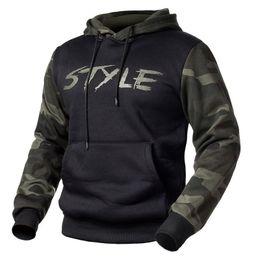 2020 casaco tático Camuflagem Jackets homens encapuzados Carta Imprimir Casual velo militar Tactical Jacket Outono Fina Camo Hoodies pulôver casaco tático barato