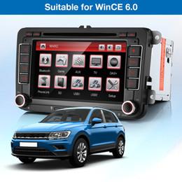 2019 volkswagen karte ZEEPIN DK7048 7-Zoll-Auto-Multimedia-System mit 16 GB Micro-SD-Karte 720P Touchscreen-Auto-DVD / CD-Player für Volkswagen günstig volkswagen karte