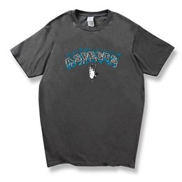 d08ffff16 2019 Nova Moda Barato T-shirt Verão Novas Mulheres Homens Tee Hip Hop T- shirt Ocasional 8 Cores Frete Grátis