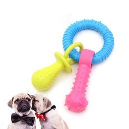 chinelos de peluches Desconto brinquedos Pet borracha cão sino interativos para pequenos cães grandes filhote de cachorro treinamento do gato upplies brinquedo de estimação morder ossos