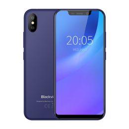 Câmera blackview on-line-Blackview A30 3G Smartphone 5.5 '' Android 8.1 MTK6580A Quad Núcleo 1.3 GHz 2 GB RAM 16 GB ROM8.0MP + 0.3 MP Rosto ID 2500mAh Destacável