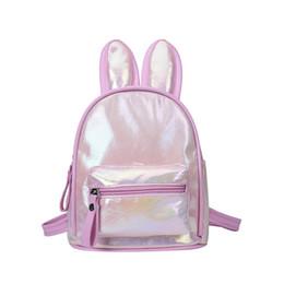 2019 saco de escola coreano de couro Coreano bonito Dos Desenhos Animados sacos de meninas Mini Mochilas Meninas crianças Mochilas Escolares Sacos De Crianças Bolsa De Couro Saco De Fim De Semana crianças designer saco A6338 saco de escola coreano de couro barato