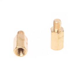 NFLC M3 Mâle x M3 Femelle 8mm Long Hexagonal Laiton PCB Entretoises Entretoises 150 Pcs ? partir de fabricateur