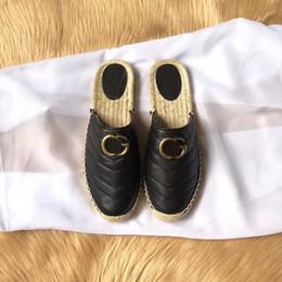 Hih качество дизайнерская обувь Женская платформа espadrille сандалии 20 мм высота натуральная кожа с коробкой мода дамы Италия тапочки кроссовки cheap real leather ladies sandals от Поставщики настоящие кожаные женские сандалии