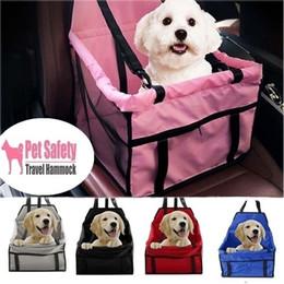 strumenti di sicurezza Sedile di sicurezza Traspirante Pet Gatto Cane Borsa da viaggio Borsa per cani Cani Gatto Forniture per animali domestici da