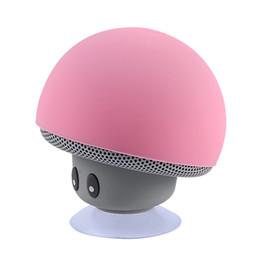 Mini Bluetooth Haut-Parleur Étanche Champignon Sans Fil Musique HiFi Stéréo Subwoofer Mains Libre Pour Téléphone Android IOS ? partir de fabricateur