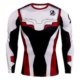Avenger Alliance 4 Quantum Warfare Concept 3D цифровая футболка с длинным рукавом с принтом от