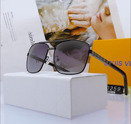 uv glasses Coupons - Top Quality Glass Lens Polit Luxury Sunglasses Carfia UV 380 Sunglasses For Men Designer Sunglasses Vintage Metal Sport Sun Glasses With Box
