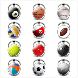 2019 sport di rilievo Portachiavi Portachiavi Portachiavi Portachiavi Portachiavi Portachiavi Pallone da calcio Portachiavi per il regalo sportivo preferito sport di rilievo economici